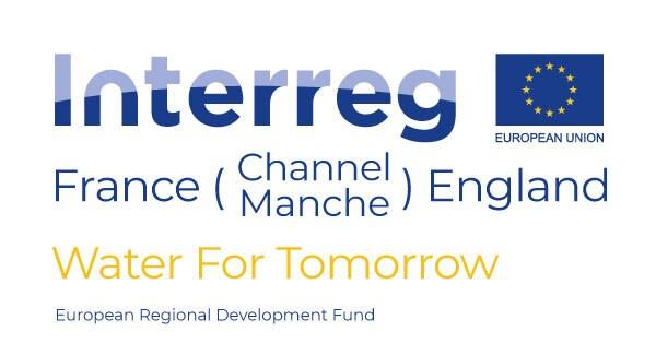 Interreg Water for Tomorrow logo
